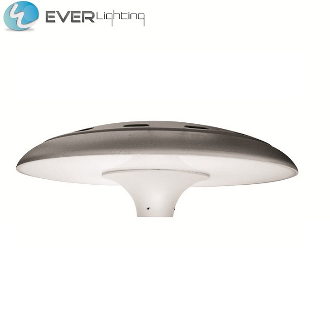 Post top led lighting fixture home mozeypictures Images